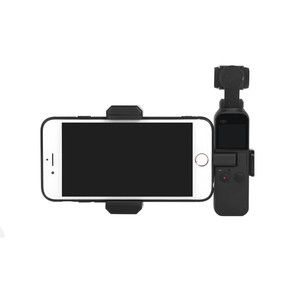 DJI Osmo Pocket Accessories Mobile Phone Holder Mount Set Fixed Stand Bracket for DJI Osmo Pocket Handheld Cameras accessories