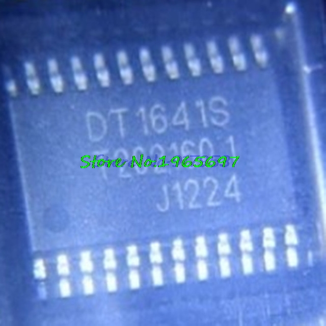 1pcs/lot DT1641AS DT1641S DT1641 TSSOP-24 In Stock