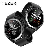 TEZER Z03 ECG PPG Smart Watch With ECG Playback Diagram Blood Pressure Heart Rate Monitor Adjustable Brightness Smartwatch