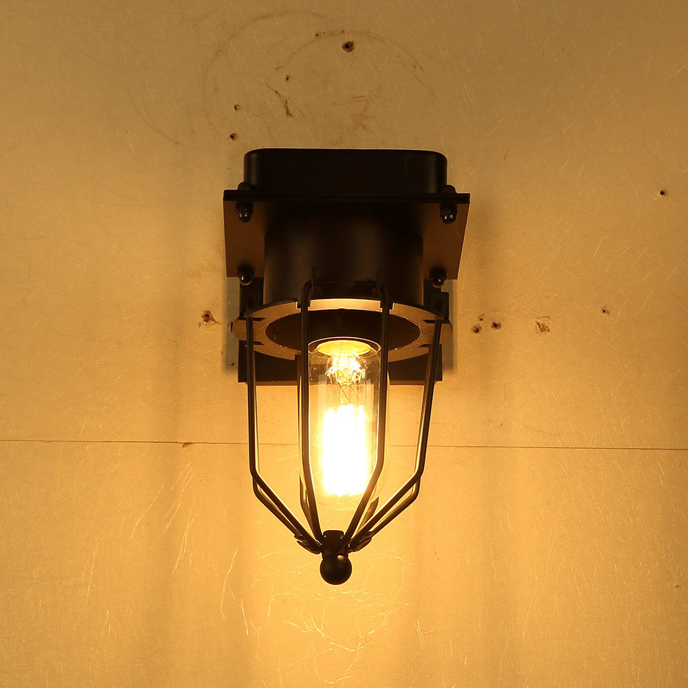 Wall Light For Living Room Led Wall Lamp Iron Single Head Diamond Wall Light For Living Room