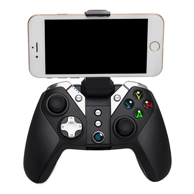 GameSir G4s Bluetooth 4.0 / 2.4G Wireless / Wired PUBG Gamepad Game Controller 800 mAh Capacity for iOS Android PC PS3 pubg game