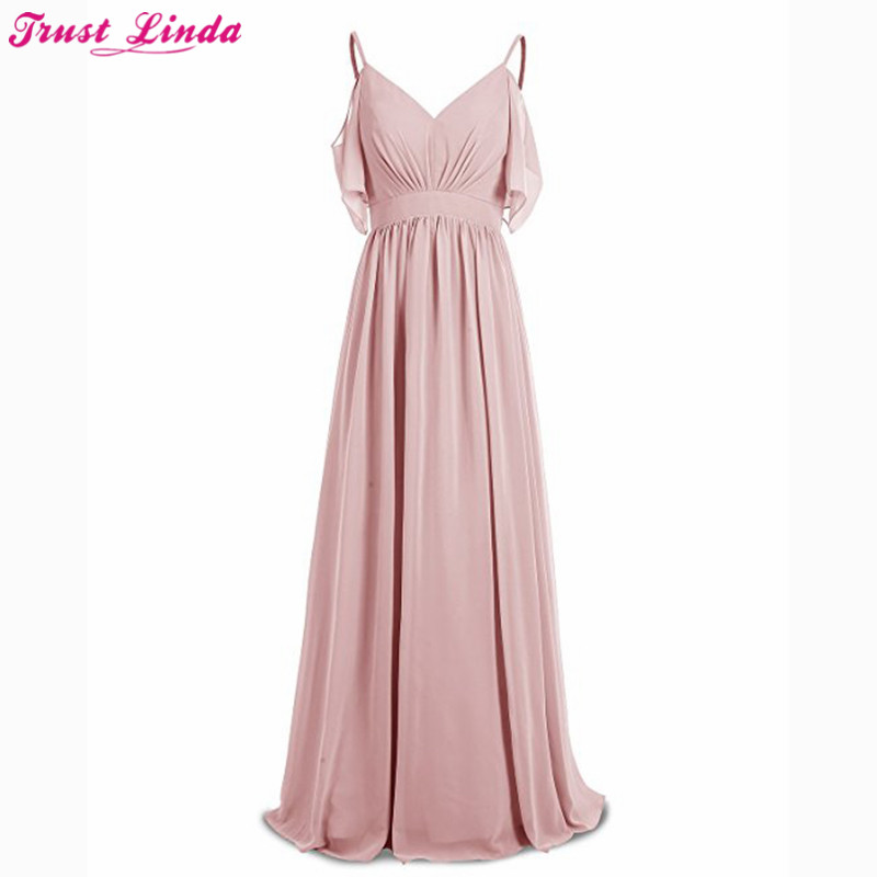 Bridesmaid     Dresses   Ever Pretty Vestido Long Charming A-line Bridal Party   Dresses   Empire Rushed Double Wedding Prom Wear Gowns