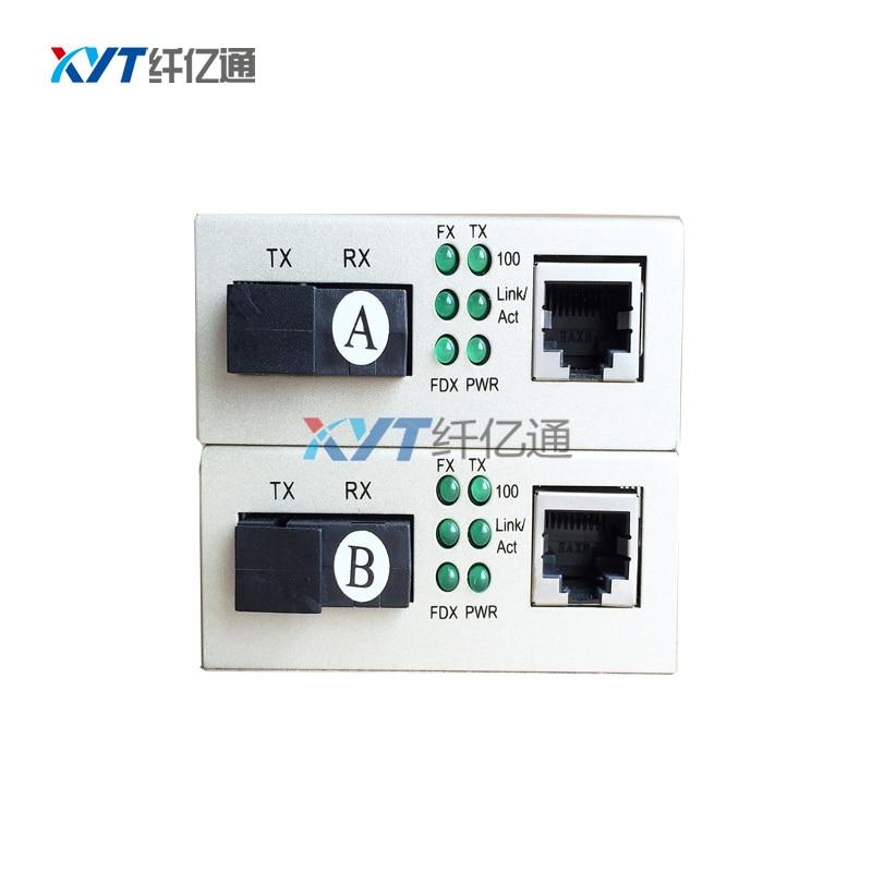 Equipamento óptico de transceptor de fibra Conversor de mídia de - Equipamento de comunicação - Foto 2