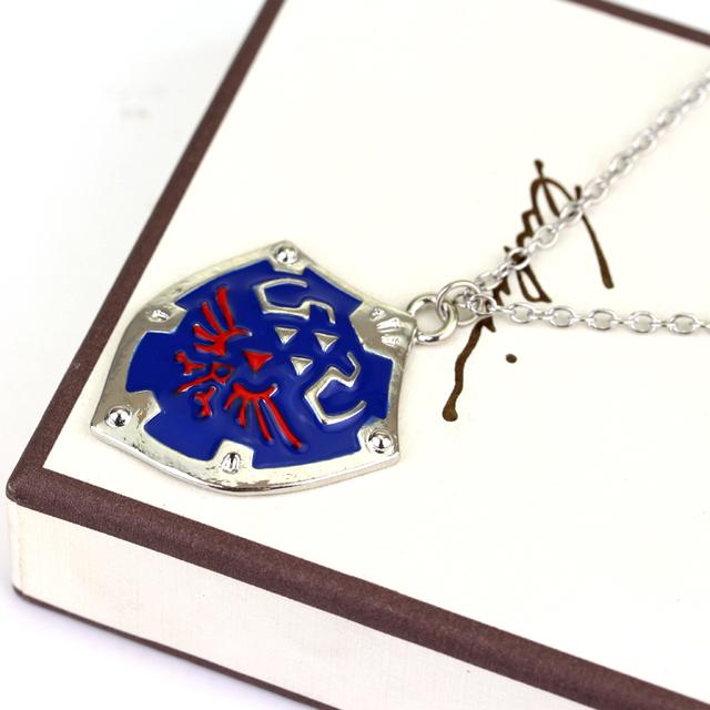 The Legend of Zelda Necklace