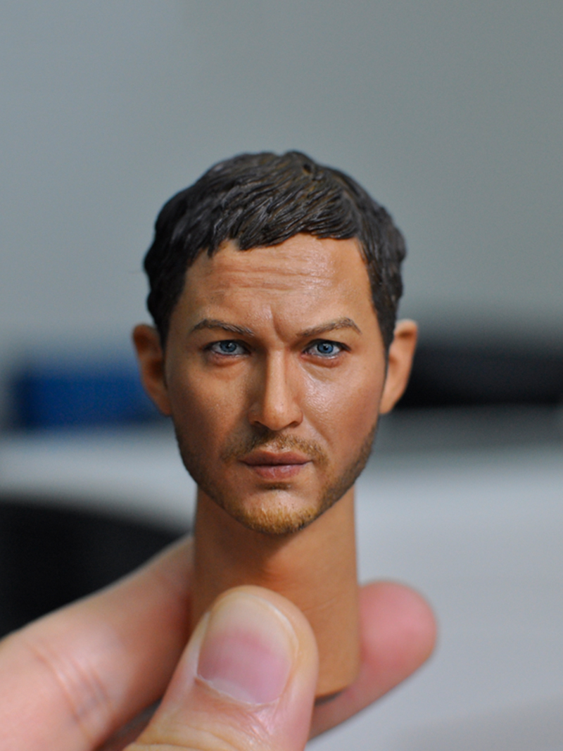 1/6 Mad Max Tom Hardy Head Sculpt for 12inch Collectible Action Figures DIY1/6 Mad Max Tom Hardy Head Sculpt for 12inch Collectible Action Figures DIY