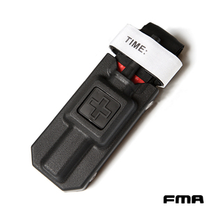 Image 2 - FMA Application Tourniquet Carrier Pouch Molle Medical Storage EMT Holsters Airsoft Gear Tactical Equipments