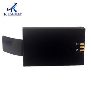 Image 4 - Peut fonctionner 3 à 5 heures IK7 batterie au Lithium 7.4v 2000mah batterie intégrée batterie Rechargeable pour Machine ZK Iface