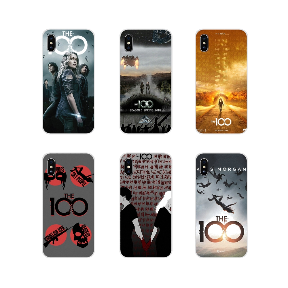 All kinds of cheap motor tv show the 100 phone case in All B
