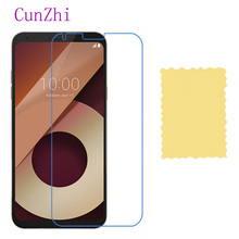 3PCS High Definition Protection Film For LG Q6 2017 Mobile P