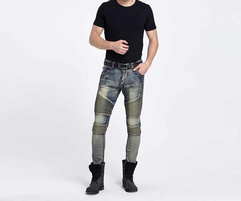 Die Hosen der Art- und Weisemänner Wholesale das Nähen der modernen - Herrenbekleidung - Foto 2