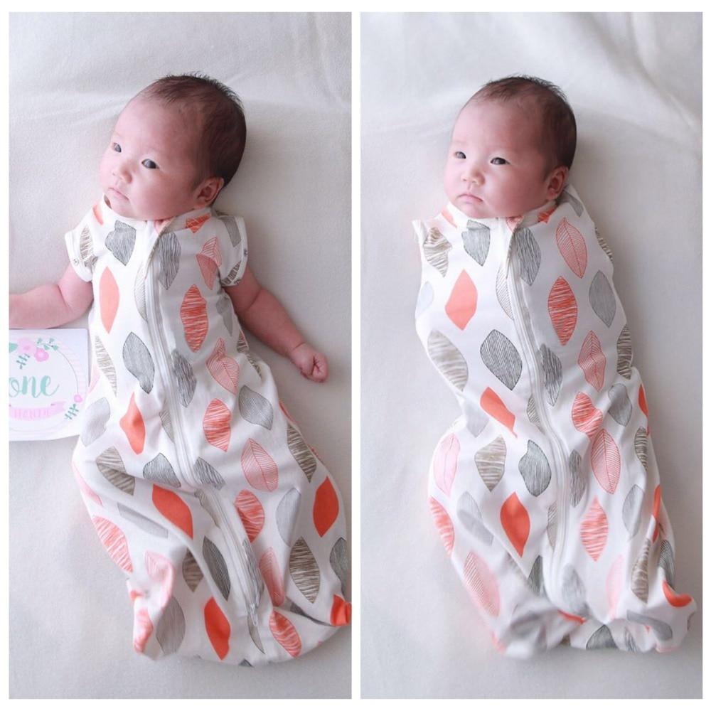 Mutter & Kinder Babyschlafsäcke Hut Letzter Stil Mode Niedliche Neugeborenen Kind Weiß Swaddle Wrap Swaddling Schlafsack