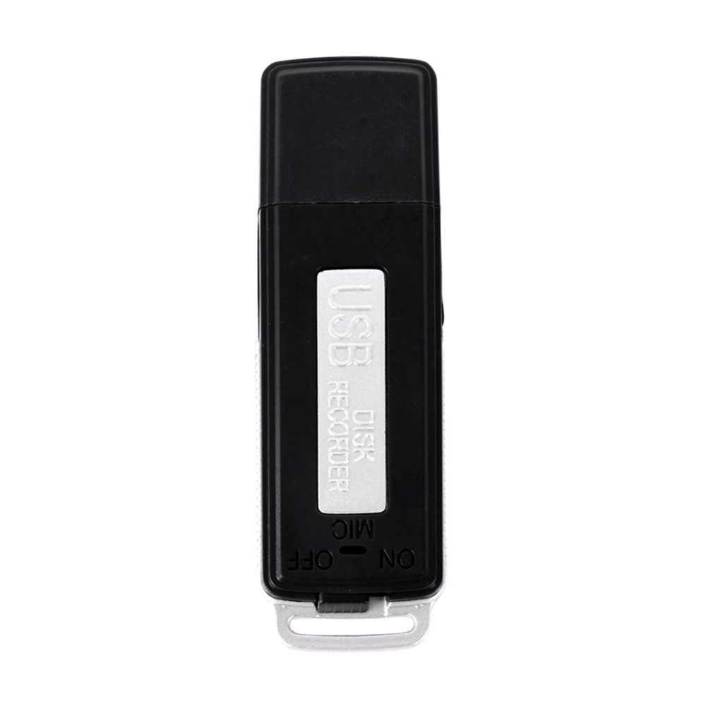 EDAL Mini 8 GB USB записывающая ручка флеш-накопитель цифровой Аудио Диктофон 70 часов портативный мини Запись Диктофон