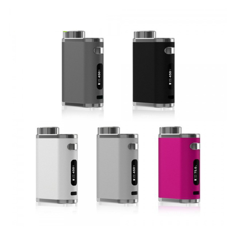 Eleaf iStick Pico 75W Box Mod Electronic Cigarette Vape pen mod Fit Atomizer TFV8 baby Griffin 25 vs ijust S Evic VTC Vtwo mini