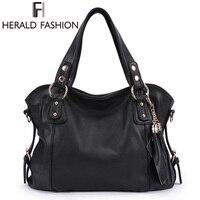 Large Handbags Women Messenger Bags Famous Brands Designer Shoulder Bag Big Top handle Tote Bolsa Feminina New Herald Fashion