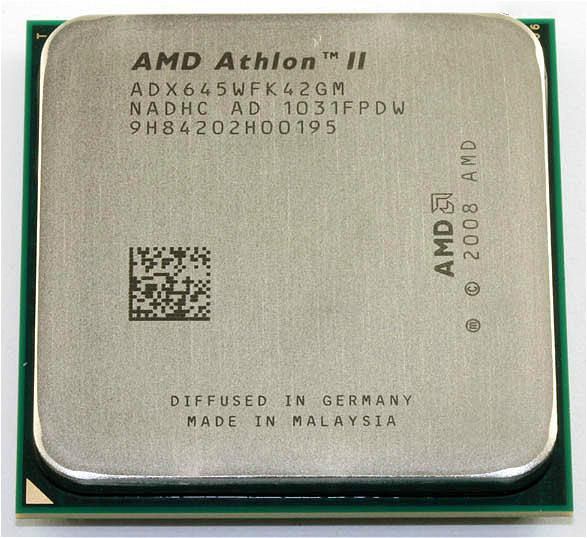 Prix pour AMD Athlon II X4 645 Processeur (3.1 GHz/2 MB/Socket AM3) Quad-Core dispersés pièces cpu