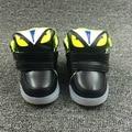Niños pequeño monstruo casual shoes niños y niñas luces led deportes shoes zapatilla de deporte de niño pequeño