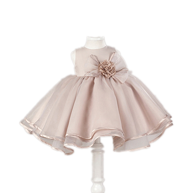 Summer Baby Girl Dress Children Autumn PRINCESSES Wedding Dresses Clothes Kids Princess Dresses For Girls Cloth Birthday Gift summer new baby girl clothes sleeveless birthday party wedding girls dress princess bow lace children clothing dresses for kids