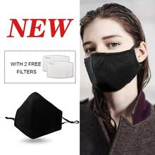Anti Pollution Dust Mouth Mаска Cotton Face Mask Washeable Reusable Mouth Cover Breathable Warm Windproof Mаски Mаска на рот gigi mаска lip mask лечебная 75 мл