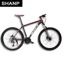 MAKE Горный велосипед алюминиевая рама 17″ 19″ 27 скоростей Shimano гидравлические/механические дисковые тормоза 26″ 27,5″ колеса MTB Mountain Bike Aluminum Frame