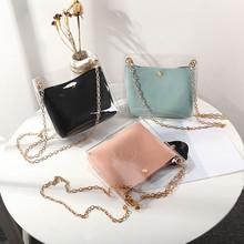 Women Fashion Solid Shoulder Bag Messenger Bag Crossbody Bag Phone Coin Bag