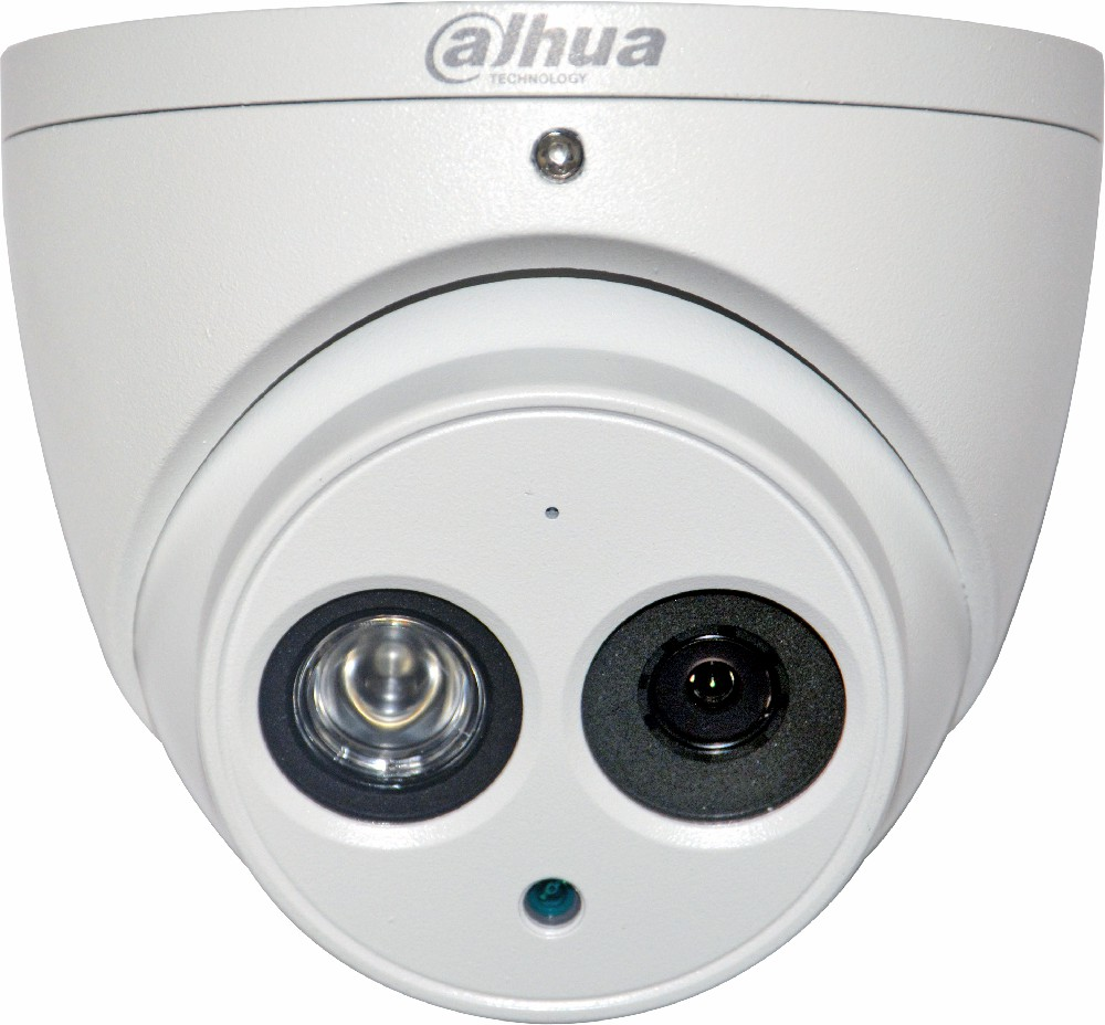 Image 2 - 大華 POE H.265 6MP ドーム IP カメラ IPC HDW4631C A 内蔵マイク IR50m IP67 IK10  2.8 ミリメートル 3.6 ミリメートル 6 ミリメートル    グループ上の セキュリティ