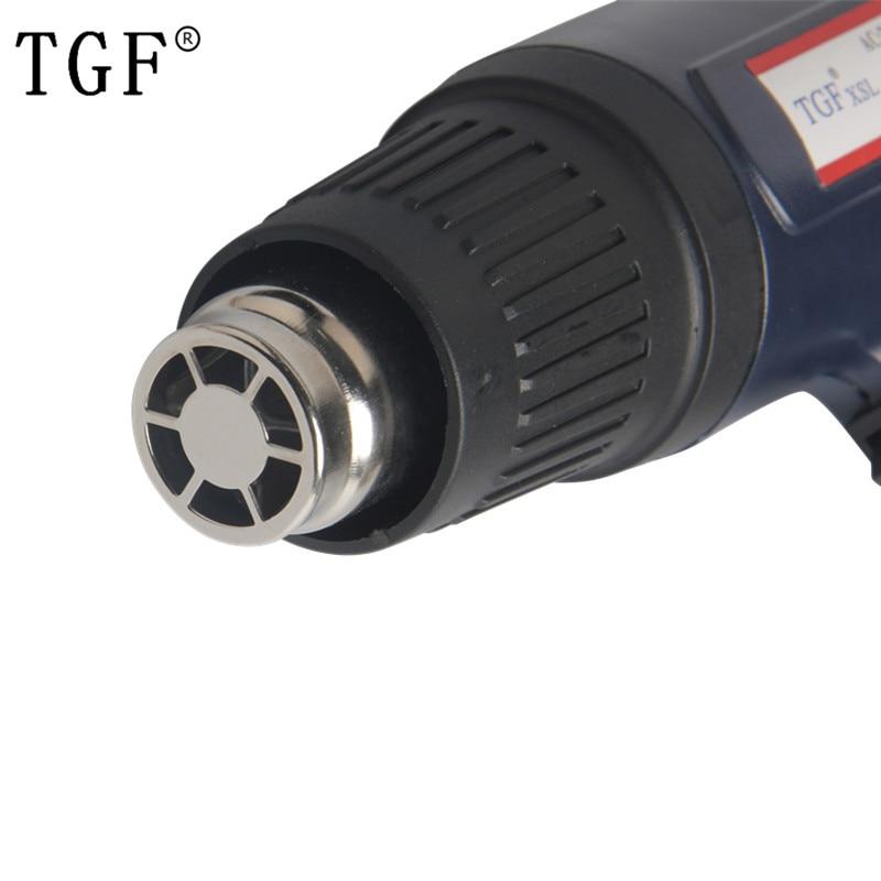 TGF 1000 W ~ 1500 W Opalarka Opalarka 220 V z podwójną regulacją - Elektronarzędzia - Zdjęcie 3