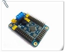 32 ช่อง Servo หุ่นยนต์ควบคุมบอร์ดสาย USB 2.0 ความเร็วสูง