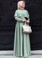 Cloak Large Size Abaya Dress Abaya Kimono Robe Orientale Soiree Muslim Clothing Women Robe Dubai Arabe