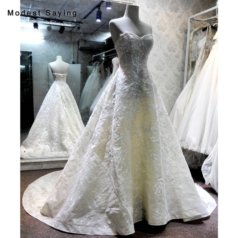 Vintage Champagne Wedding Dresses Lace Appliques Ball Gown: Aliexpress.com : Buy New Fashion Champagne And Ivory
