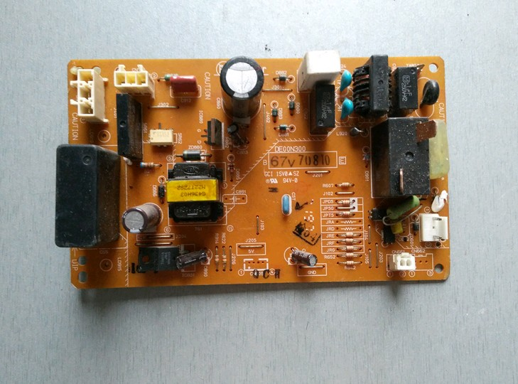 ФОТО SE76A895G02 DE00N300 Air Conditioning Board Tested