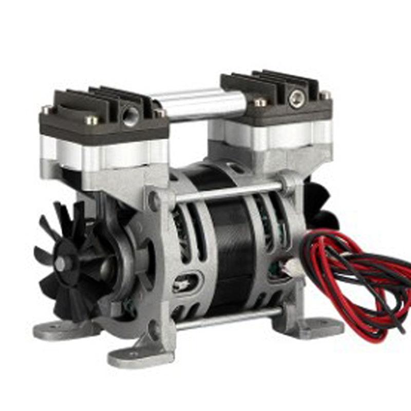 OL90A Oil free vacuum pump Micro high vacuum pump 80W medical beauty piston silent portable negative
