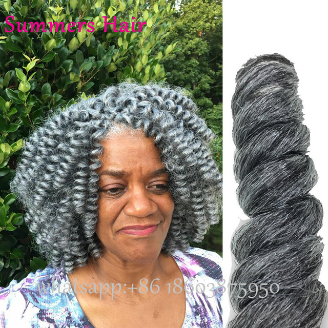 New Coming Freetress Stress Free Curls Synthetic Crochet Braiding Small Wand Hair Extension For African