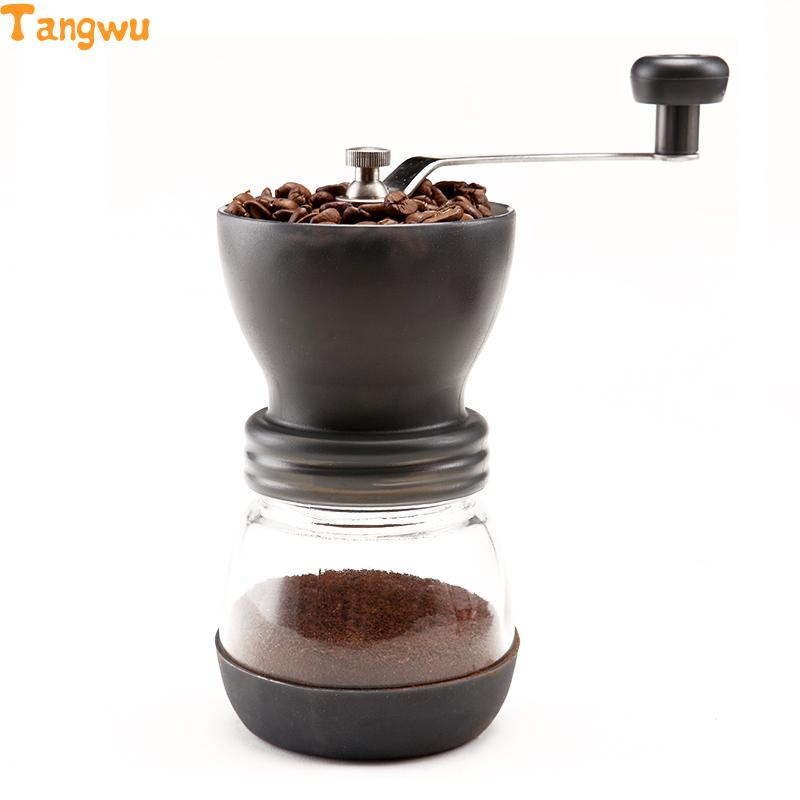 Free shipping Washing hand grinder coffee household manual mill Coffee Grinders grinders machine manual coffee machine household grinder mini grinder