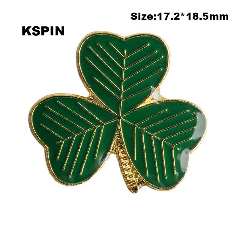 KSPIN coquelicot fleur épinglette Badge broche 100 pièces beaucoup homme tous donner un peu tout XY0180-in Insignes from Maison & Animalerie    3