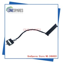Genuine Laptop SATA hard font b disk b font drive cable for HP 15 D CQ15