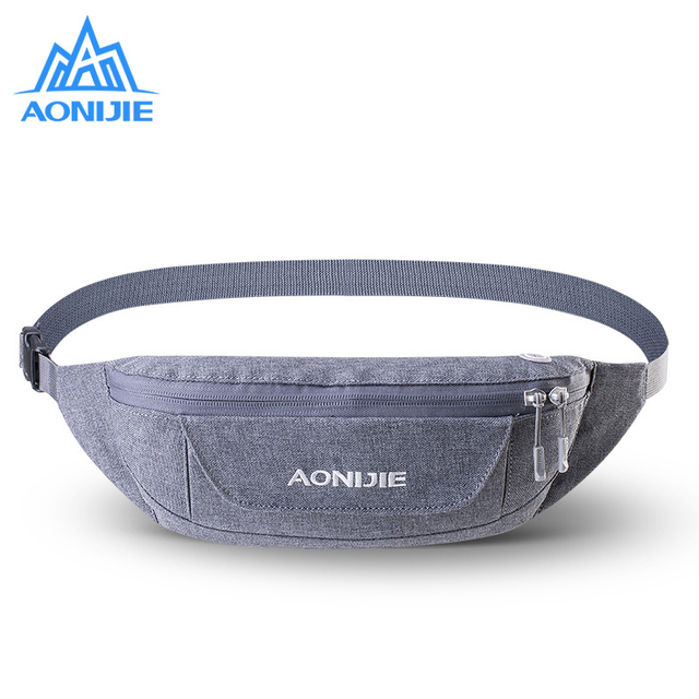 38d610332635 AONIJIE Running Fanny Pack Waist Bag for Men Women Water Resistant Slim  Waist Pack for Running Hiking Jogging Travelling-in Running Bags from  Sports & ...