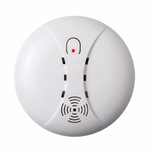KERUI 433Mhz Wireless Smoke Alarm for home security IOS Android App Control GSM PSTN Alarm Systems Security Home
