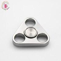 Seiko Hand Spinners Metalen Tri Spinner Fidgets Stainless Steel Toys EDC Sensory Fidget Spinners ADHD Anti