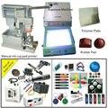 Unidad de exposición de la placa de polímero con manual de taza de la tinta de impresora del cojín
