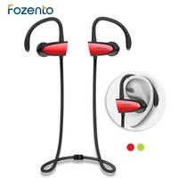 In Ear Stereo Wireless Earphone FOZENTO Sports Bluetooth Earbuds Bluetooth 4 2 Wireless Earphone Headset For