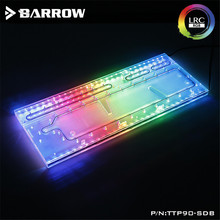 Barrow Waterway Board for Core P90TG Open Type Case Water Way Plate LRC2.0(5V 3Pin) Motherboard AURA TTP90-SDB