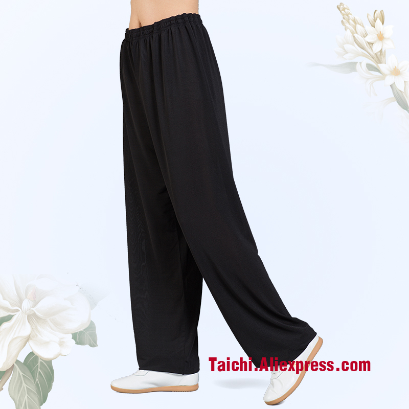 Tai Chi Pants Martial Art Yoga Pants Wu Shu Pants S-XXXL,8 Color