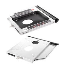 New 2nd SSD HHD Hard Drive Caddy Tray Bracket for Lenovo Ideapad 320 320C 520 330 330-14/15/17