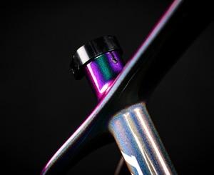 Image 5 - דחף אופניים פחמן מסגרת אופני mtb מסגרת 29er 27.5er 15 17 19 BSA BB30 מחודד הרי אופני מסגרת 2 שנה אחריות 8 צבעים