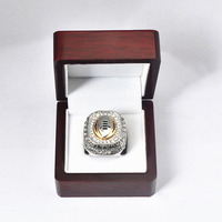 2014 Ohio State Buckeyes National Championship Ring 2015 College Football Playoff National Champion Ring With Wooden