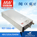 MEAN WELL RST-5000-48 48V 105A meanwell RST-5000 48V 5040W Single Output Power Supply
