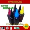 Чернила краски, Совместимость чернил специализируется Костюм для Canon MG6340, костюм для PGI450 CLI451 серии, специализированной высокое качество чер...