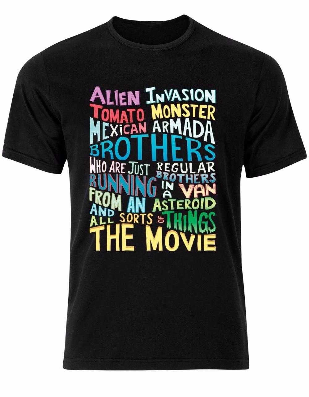 Tops Tee Shirts Mens Broadcloth Crew Neck Rick y MORTY Divertido frases Cool NUEVO POPULAR Sitcom Camiseta Hombre AL17 Shor