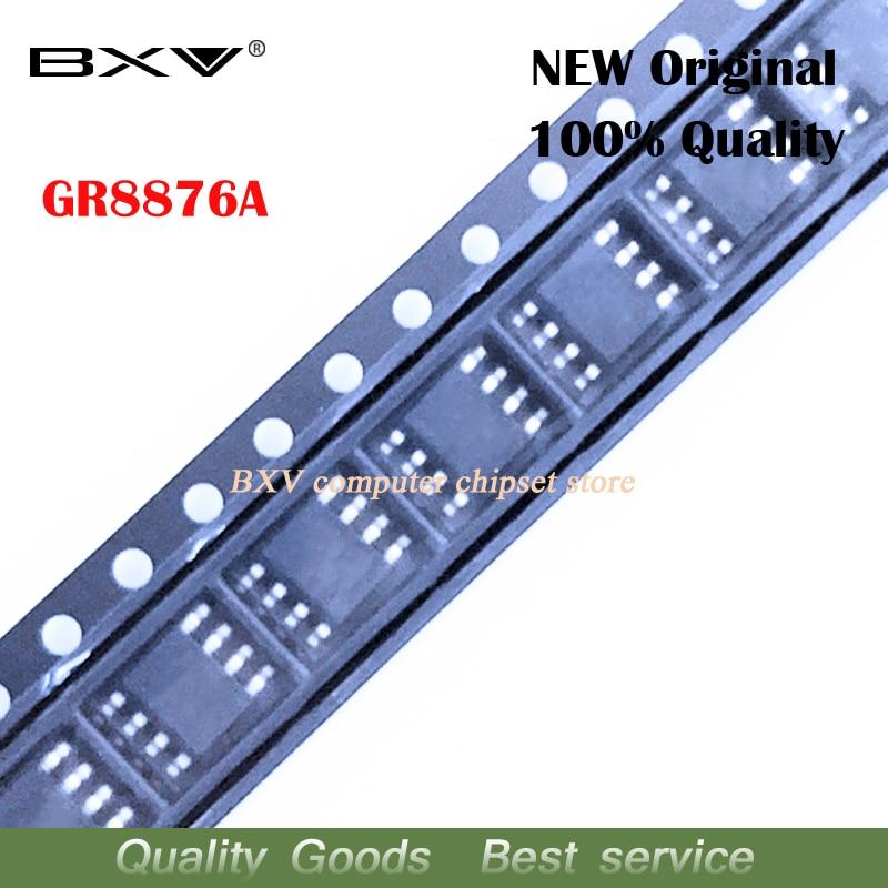 10pcs  GR8876 GR8876A Sop-8 Chipset New Original New Original