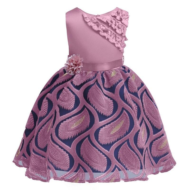 Summer Children Princess   Dress   For   Girls   Wedding   Flower     Girls     Dress   Kids   Dresses   For   Girls   Party   Dresses   2 3 4 5 6 7 8 9 10 Year